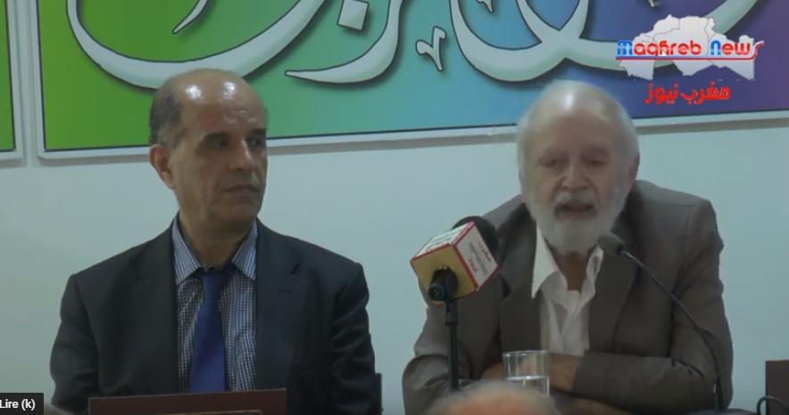 هشام جعيط : التقدم لا يتحقق فقط بالقوة السياسية و الاقتصادية بل بالانفتاح الثقافي و الفكري و العلمي