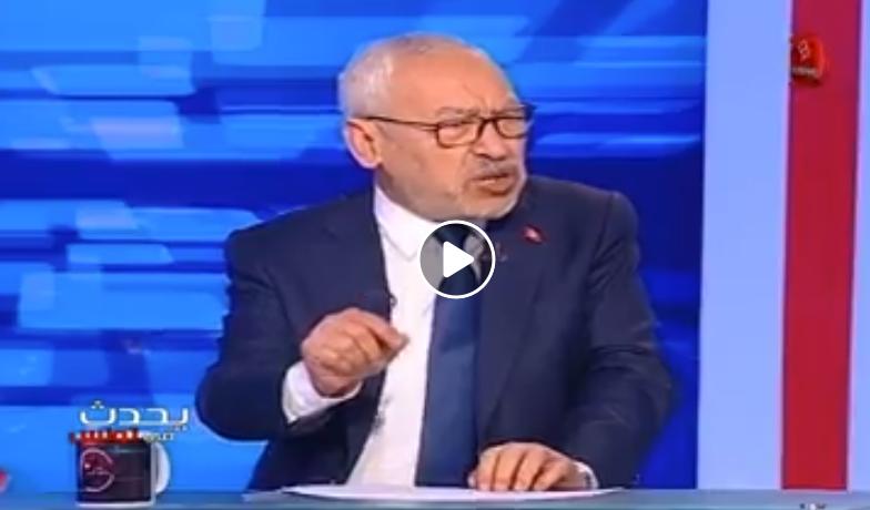 فيديو -راشد الغنوشي : الفخفاخ ضيق على نفسه رغم أن له مخارج …